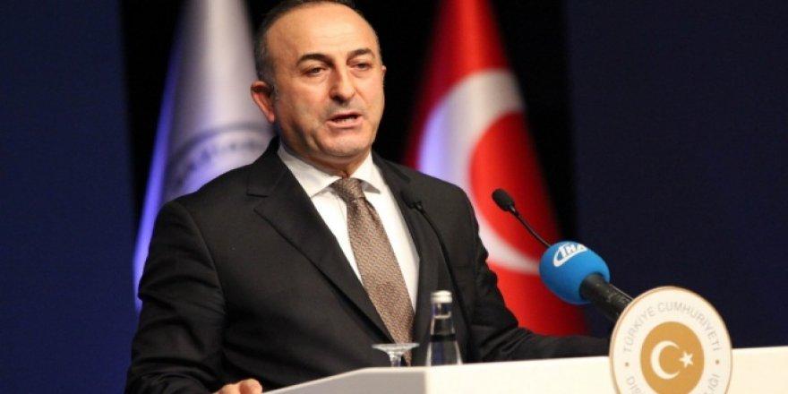 Mevlüt Çavuşoğlu: 'Zekeriya Öz ve Adil Öksüz'ün yakalandığı iddiaları doğru değil'
