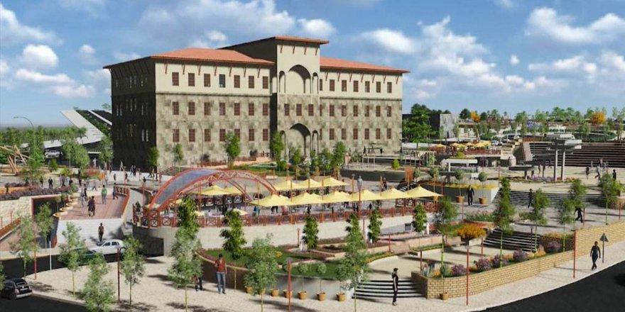 Sivas Kepenek Meydanı Projesi'nin adı değişti