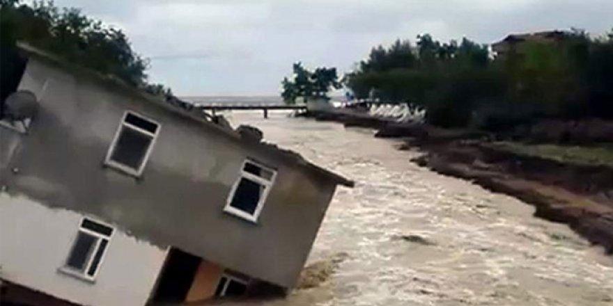 Bartın'da sel felaketinin bilançosu ağır