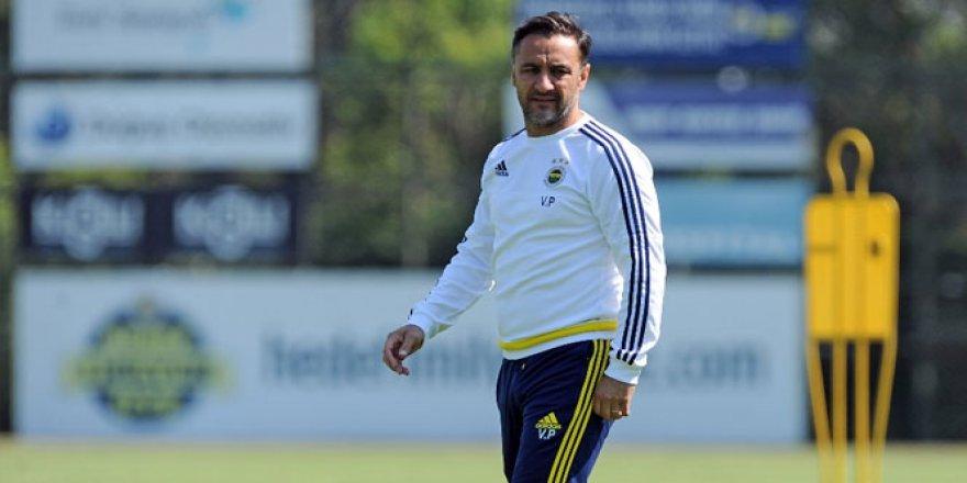 Fenerbahçe'den flaş Vitor Pereira açıklaması