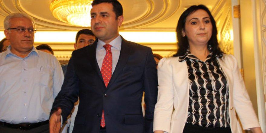 HDP'li eş başkanlara büyük şok!