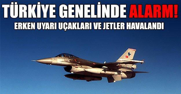 Türkiye genelinde alarm!