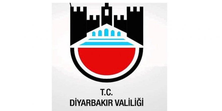 Diyarbakır'da eylemler yasak..