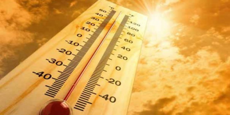 NASA: Temmuz en sıcak ay olarak kayıtlara geçti