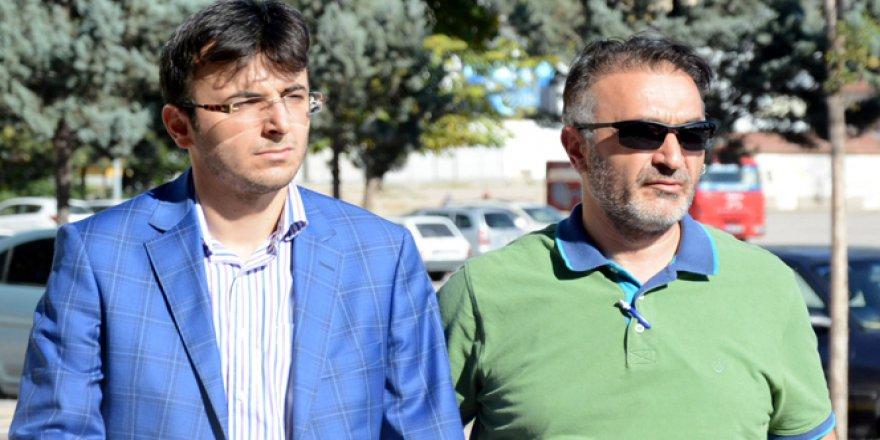 Ağaçören Kaymakamı Erkan Yılmaz tutuklandı