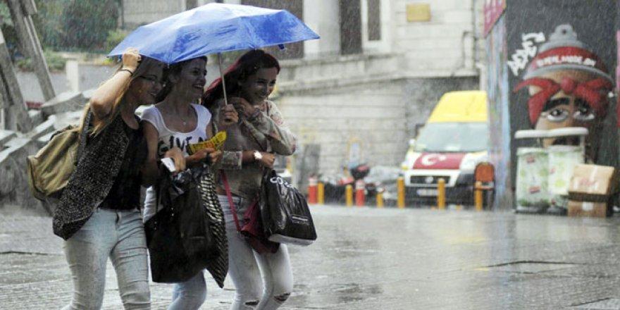 18 Ağustos 2016 yurt genelinde hava durumu