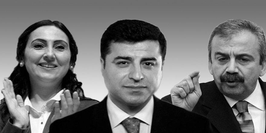 HDP'den Alay eder gibi şok mesaj!