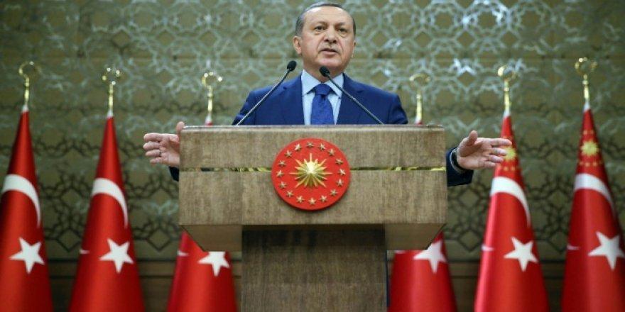 Cumhurbaşkanı Erdoğan'dan hain saldırılarla ilgili ilk açıklama