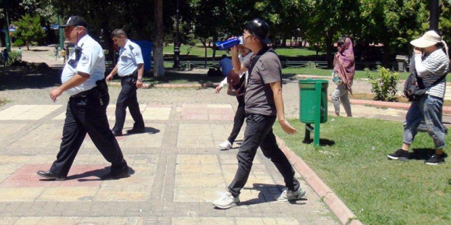 Gaziantep'te misyonerler vatandaş tarafından böyle kovuldu