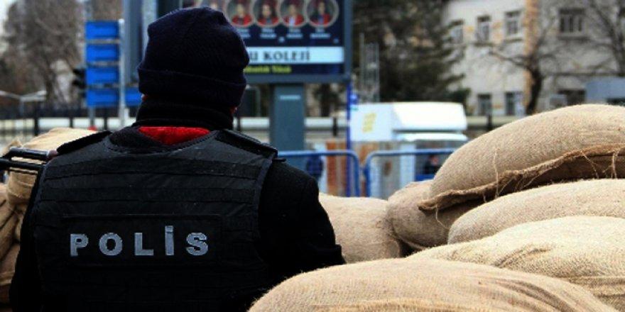 Iğdır'da FETÖ soruşturması kapsamında 7 polis gözaltına alındı