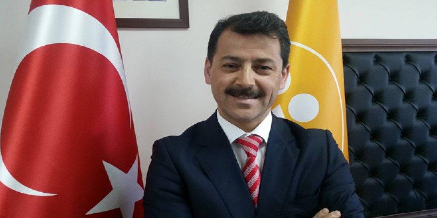 Profesör Davut Özbağ sosyal medya hesabından istifa ettiğini açıkladı