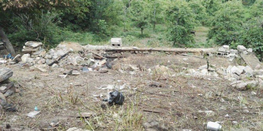 Bursa İnegöl'de İnşaat kazısında el bombası şoku!