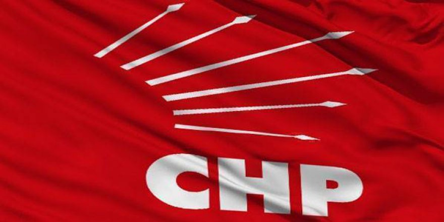 CHP'den 'Tuncay Ceylan' açıklaması