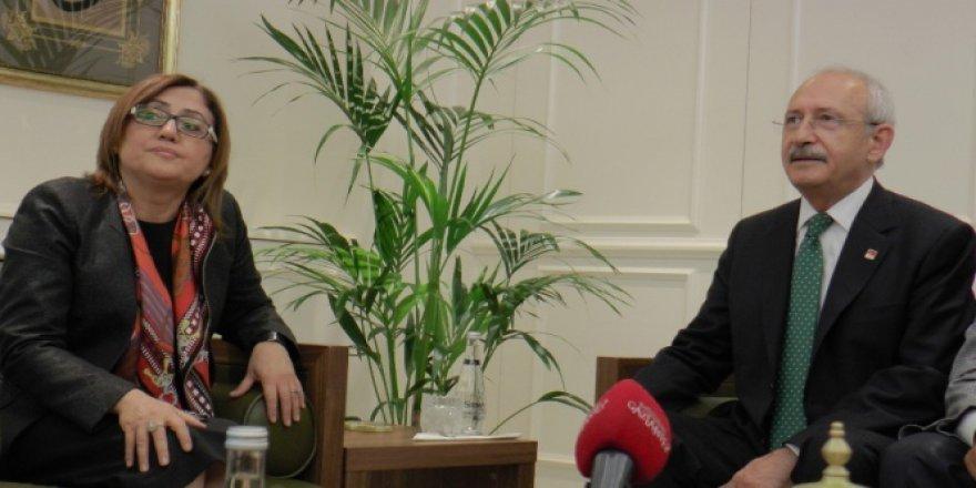 Kemal Kılıçdaroğlu'ndan Gaziantep Valiliğine ziyaret