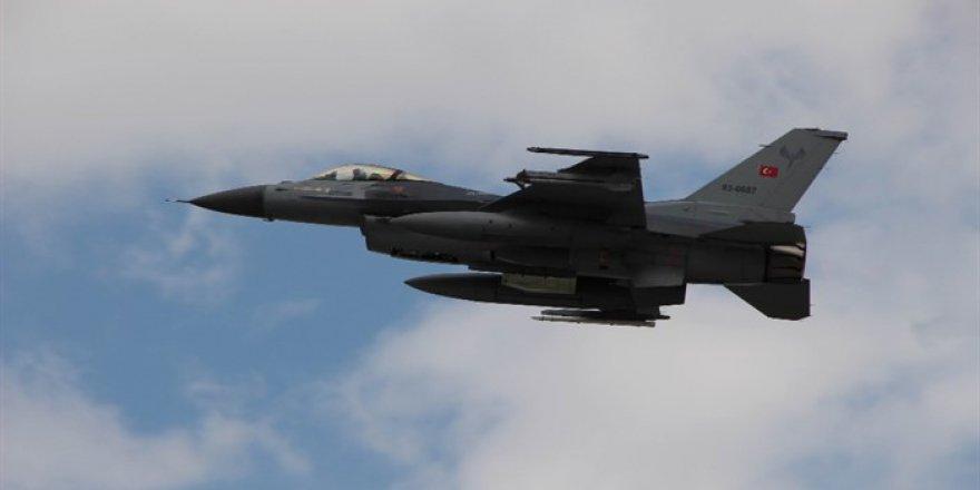 Tunceli, Ovacık'ta PKK'lılara Hava Destekli Operasyon