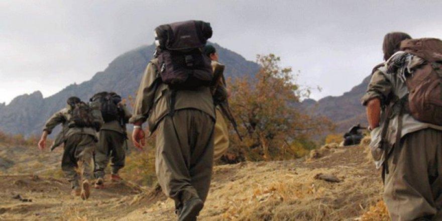 Bağcılar'da FETÖ evinden PKK'lı çıktı