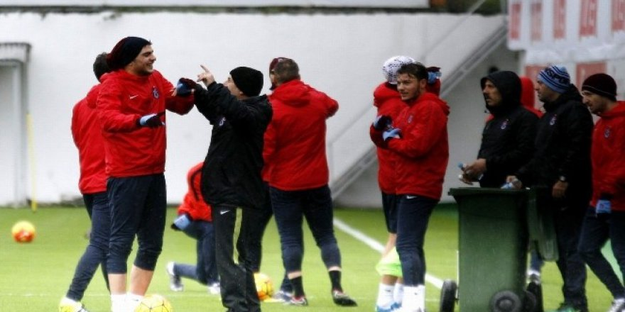 Trabzonspor'da büyük sevinç