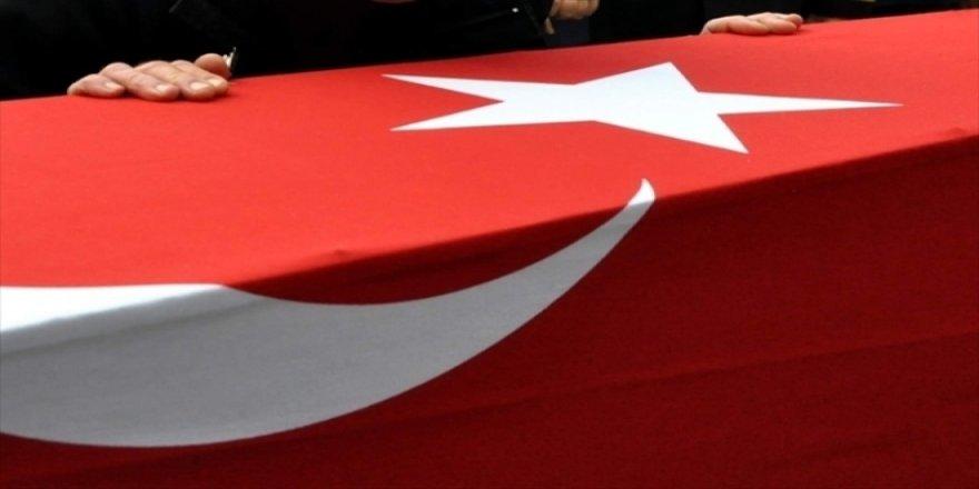Şehit Astsubay Kıdemli Başçavuş Mustafa Özdil, Konya'da Toprağa Verildi
