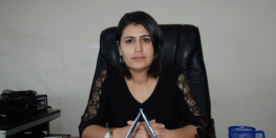 Şırnak, İdil'de Dbp'li Başkan Nevin Girasun Tutuklandı