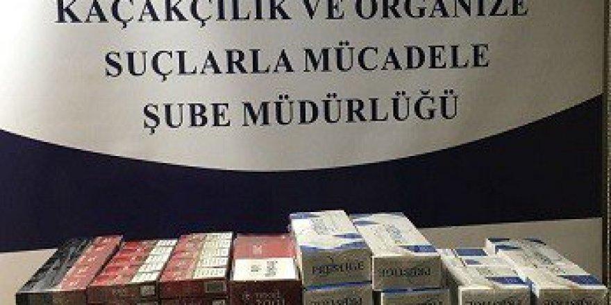 Eskişehir'de Dev Kaçak Sigara Operasyonu