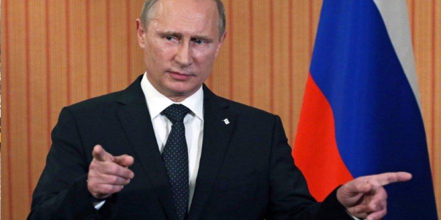 Rusya'dan ilk açıklama geldi: Esad vurgusu!