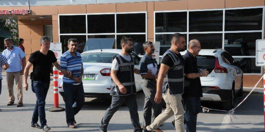 Eskişehir'de FETÖ Soruşturması kapsamında 3 tutuklama