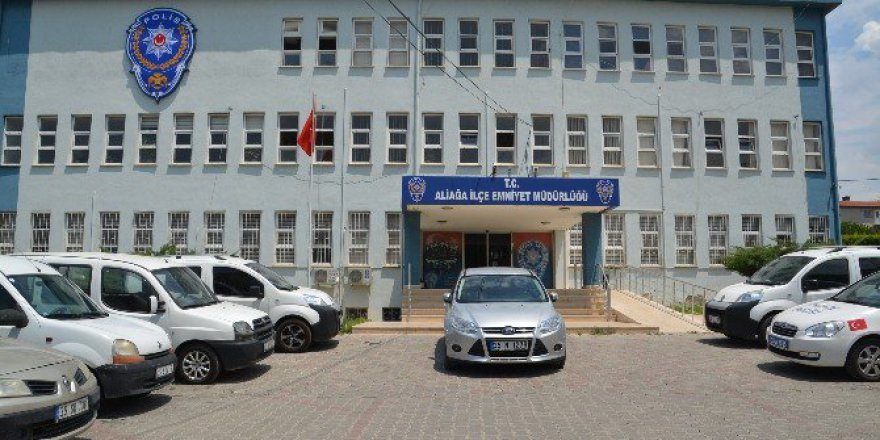 Aliağa'da Fetö Operasyonunda 5 Gözaltı