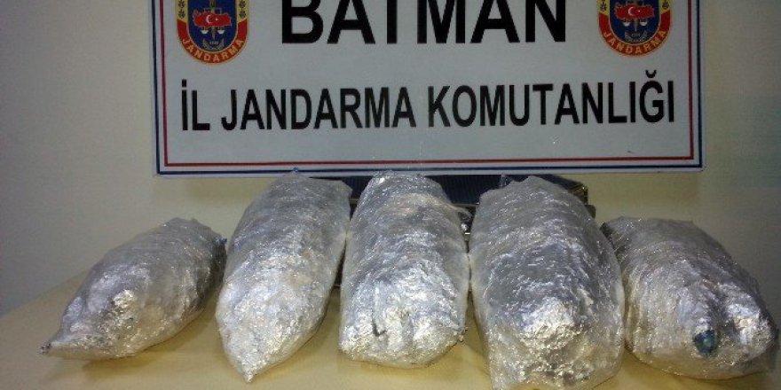 Batman'da DEV Kaçak Sigara Ve Uyuşturucu Operasyonu