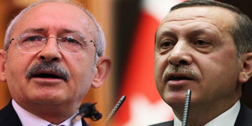 Erdoğan, Kemal Kılıçdaroğlunu Aradı