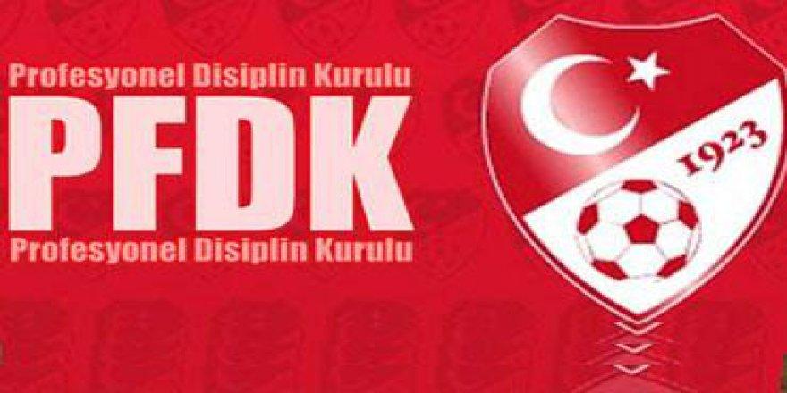 PFDK'dan Yeni Malatyaspor'a Ceza