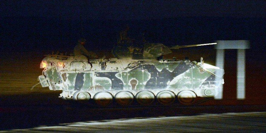 Suriye, Cerablus'ta 1 Şehit, 3 Asker Yaralı..