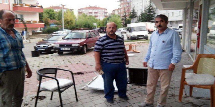 MHP Çankırı Eski İl Başkanı Çetin Kapdan Darp Edildi!