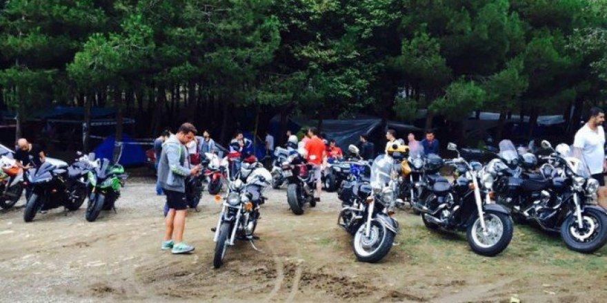 Sinop'ta 4. Uluslararası Doğa, Kültür, Turizm Ve Motosiklet Festivali Başladı