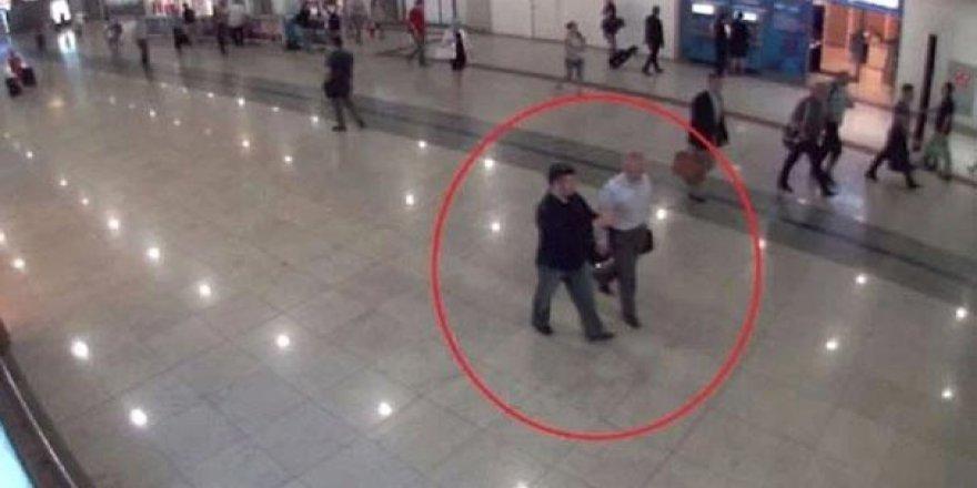 Adil Öksüz'ü Havalimanında Karşılayan Ali Kaya Yakalandı
