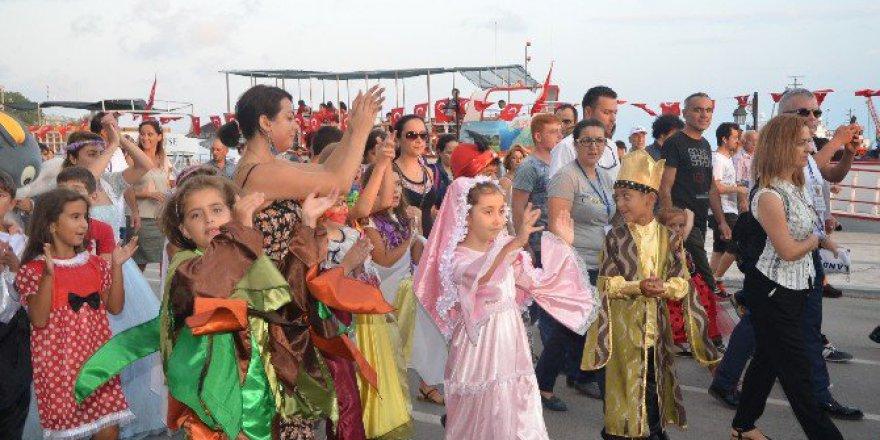 Sinop'ta 'Mutluluk Festivali' Başladı