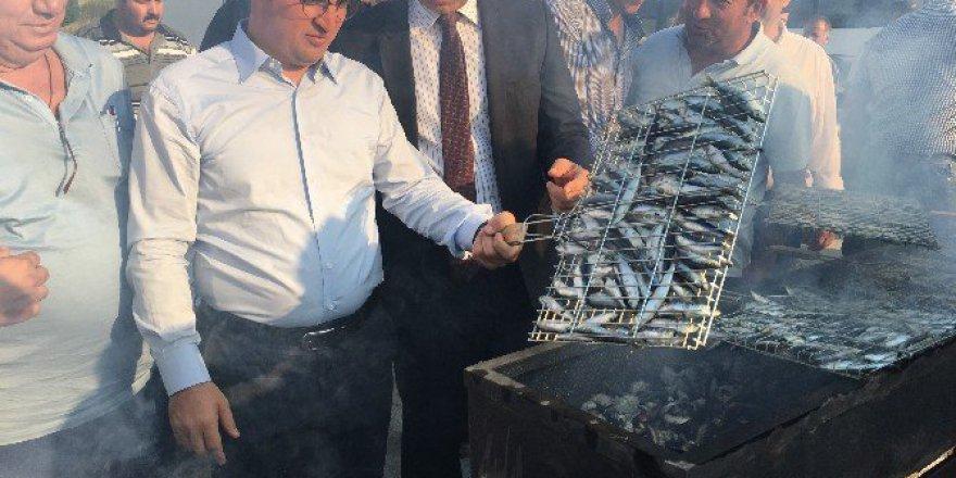 Su Ürünleri Av Sezonu Törenle Açıldı