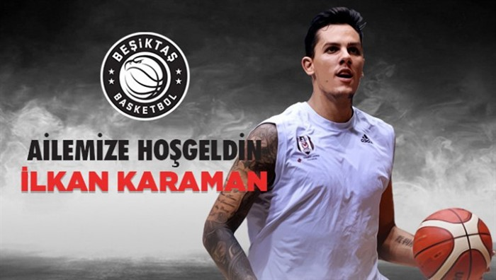 Beşiktaş İlkan Karaman'ı kadrosuna kattı