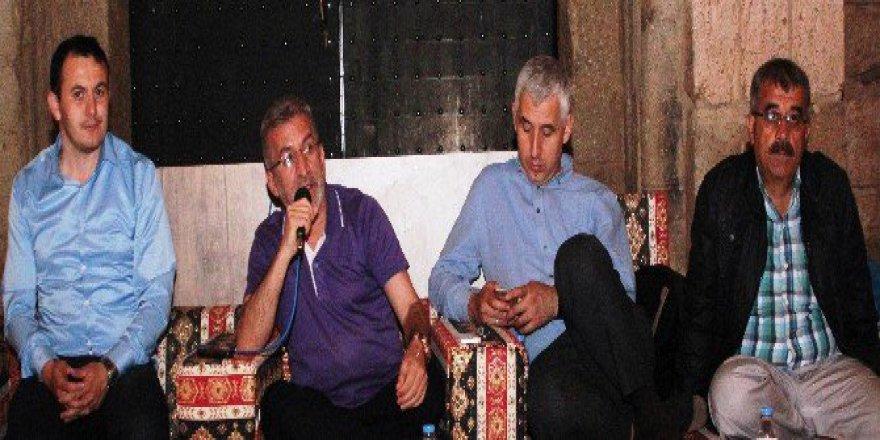 Dr. Lütfi Şimşek, Genç Müsiad Üyelerine 15 Temmuz Gecesini Anlattı
