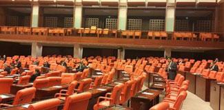 TBMM'de Anayasa Değişikliği Teklifinin 10. Maddesi 343 Oyla Kabul Edildi