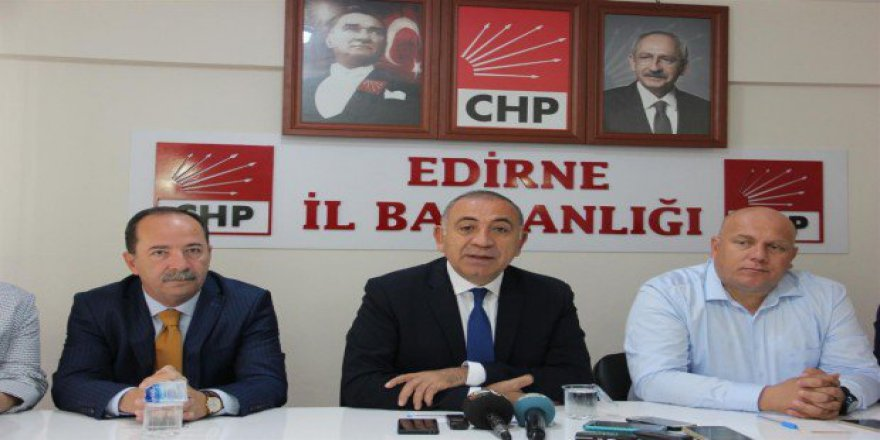 CHP erken seçim istiyor