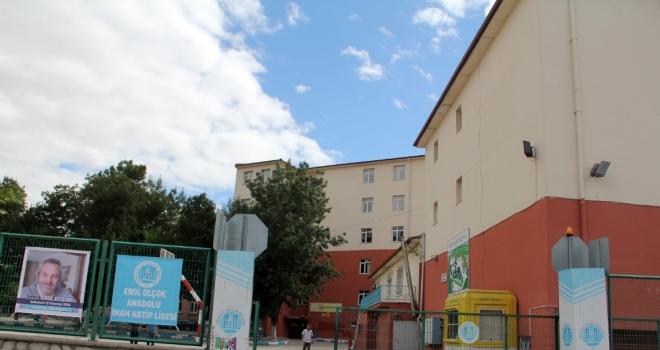 Şehit Erol Olçok'un adı mezun olduğu okula verildi