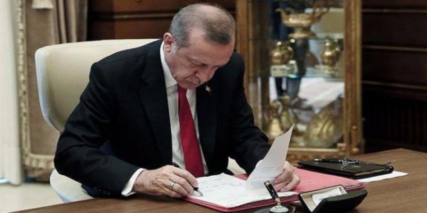 Cumhurbaşkanı Recep Tayyip Erdoğan 3 Kanunu Onayladı