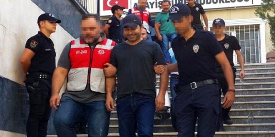 Atilla Taş FETÖ'den Tutuklandı...