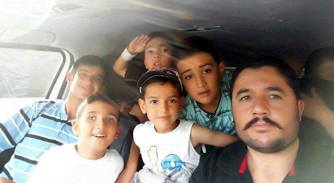 Samsun'da 3 Kişi Boğulma Tehlikesi Geçirdi