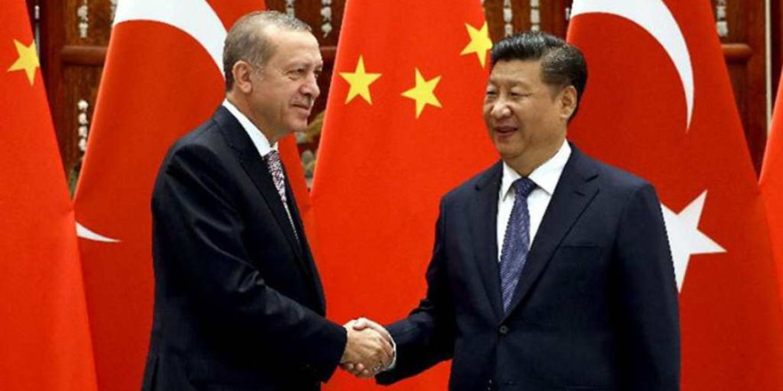 Erdoğan, Çin Devlet Başkanı İle bir görüşme gerçekleştirdi
