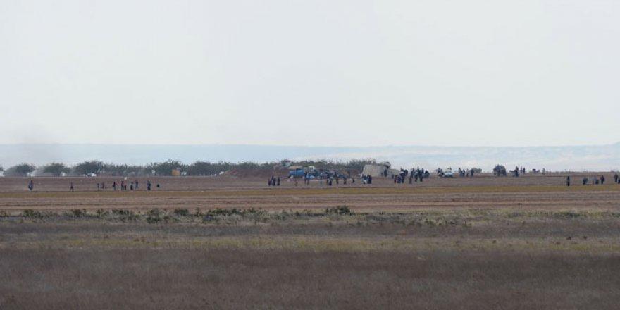 Karkamış'tan, Oğuzeli Sınırında Hareketlilik, Çatışmalar Şiddetlendi!