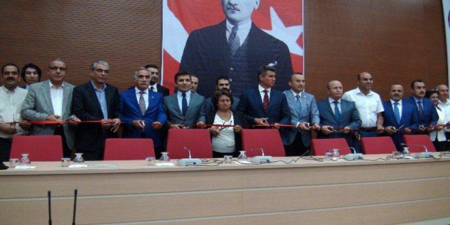 Metin Fevzioğlu, Şanlıurfa Barosunun açılışını gerçekleştirdi!