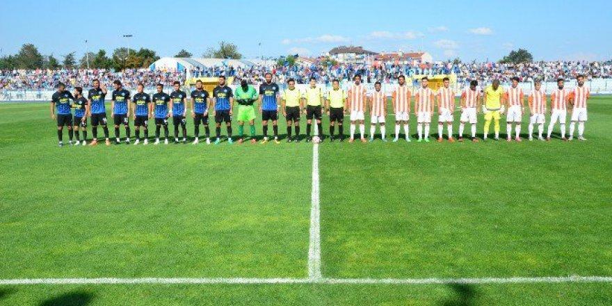 Spor Toto 3. Lig 1. Grup'ta, Kütahyaspor-Erzin Belediyespor berabere kaldı