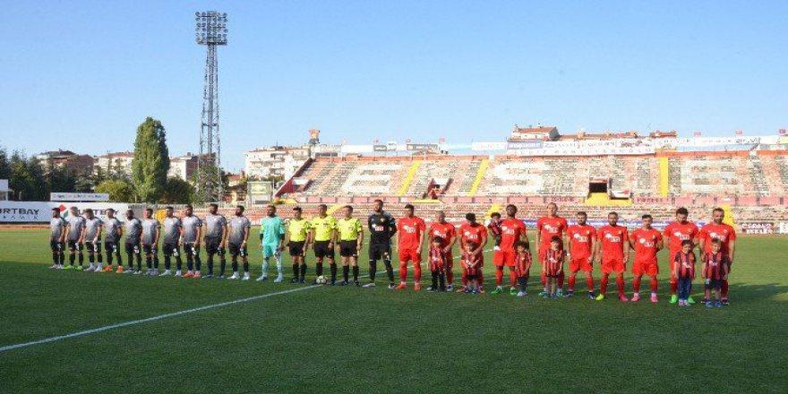 Eskişehirspor ve Atiker Konyaspor Hazırlık Maçı