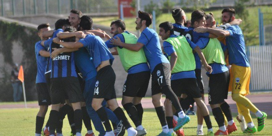 Spor Toto 2. Lig'de Hatayspor, Kayseri Erciyesspor'u yenilgiye uğrattı